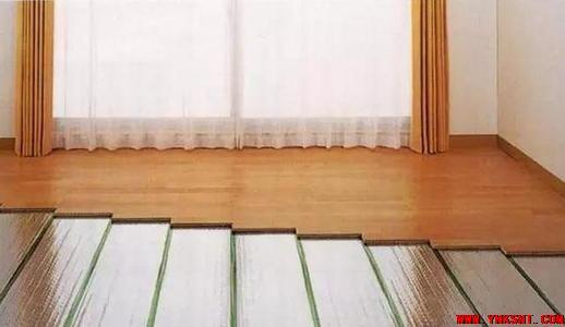 地面辐射供暖实木地板装饰层的选型及安装要求-云南专业净水地暖污水水处理